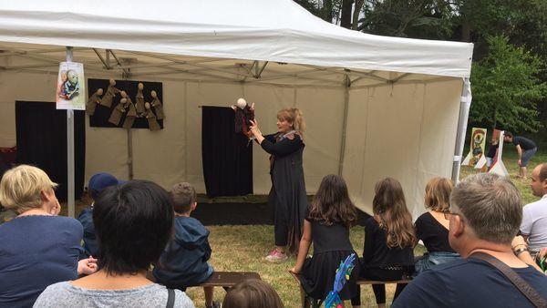 La journée de la marionnette à Saint Cyr sur Loire - 25 Juin 2017