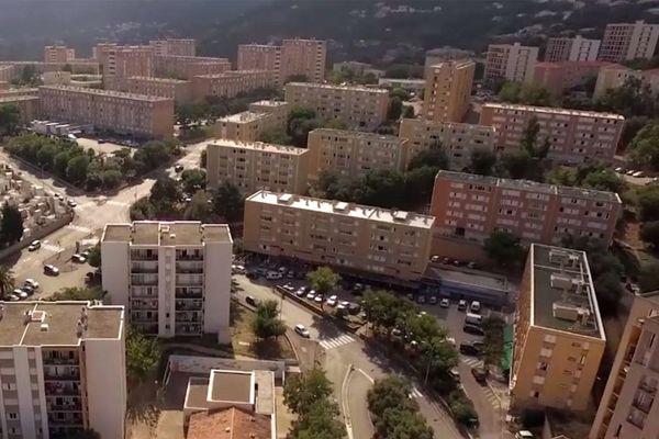 Illustration - Logements sociaux à Bastia (Haute-Corse)