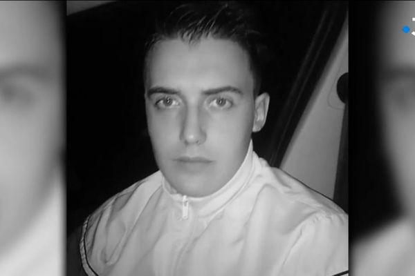 Clément Guérin avait 27 ans lorsqu'il commit le double meurtre de son père et de sa grand-mère à Romenay en 2019 (Saône-et-Loire).
