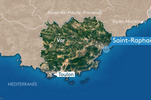 L'accident domestique a eu lieu à Saint-Raphaël dans le Var.