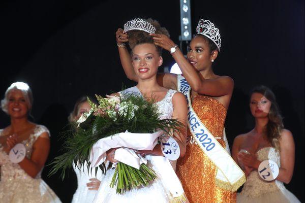 Aurélie Roux est la nouvelle miss Alsace 2020, elle représentera la région lors du concours miss France