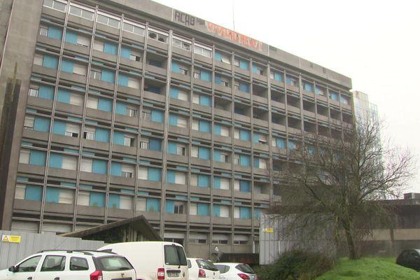 L'ancien hôpital de Rochefort