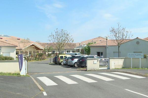 Les Portes du Jardin est un Ehpad situé à Tonnay-Charente en Charente-Maritime.