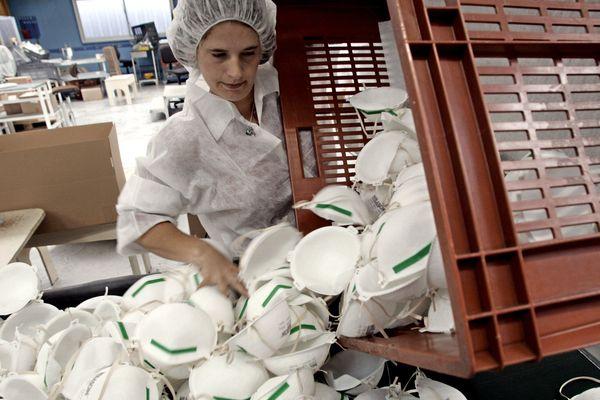 Une usine de masques de protection à Plaintel ... le dossier reste d'actualité pour les élus bretons