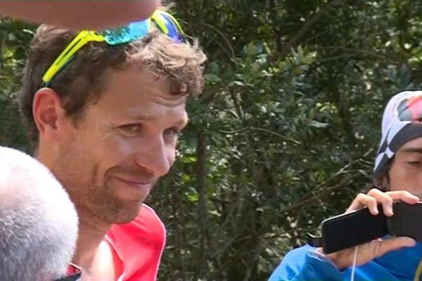 04/06/16 - Ultra Trail: François D'Haene nouveau recordman du GR20 en Corse