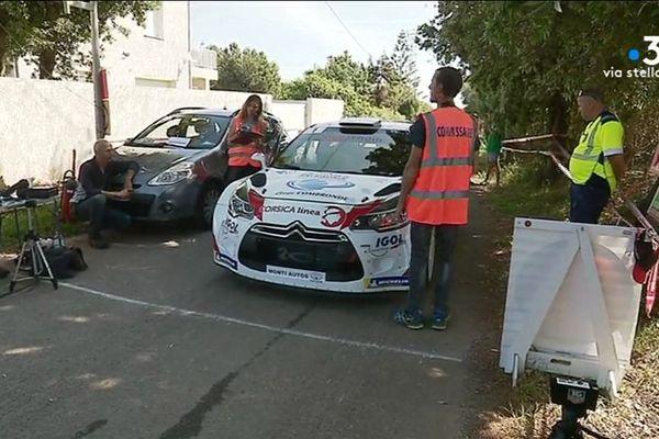 Rallye - Pascal Trojani roi de la 48e Ronde de la Giraglia