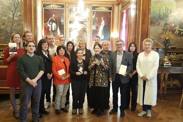 Les huit livres sélectionnés par le jury