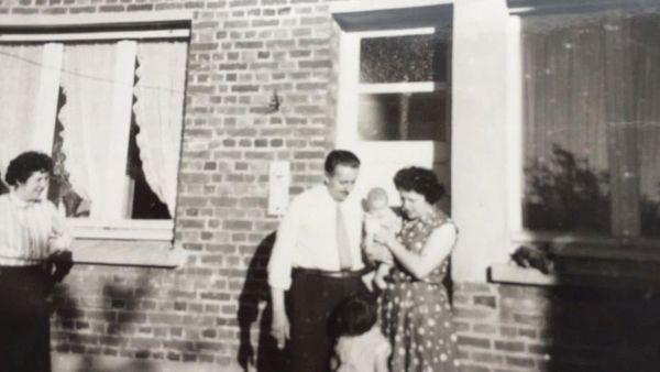 La mère et la famille de Marie Lebrun à Pont-à-Marcq à l'époque de la grippe asiatique