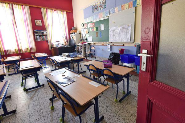 """Le gouvernement """"propose une réouverture très progressive des maternelles et de l'école élémentaire à compter du 11 mai, partout sur le territoire, et sur la base du volontariat""""."""