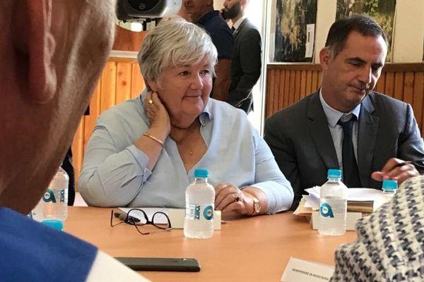 La ministre de la Cohésion des territoires juge la proposition de Jean-Guy Talamoni inconstitutionnelle.