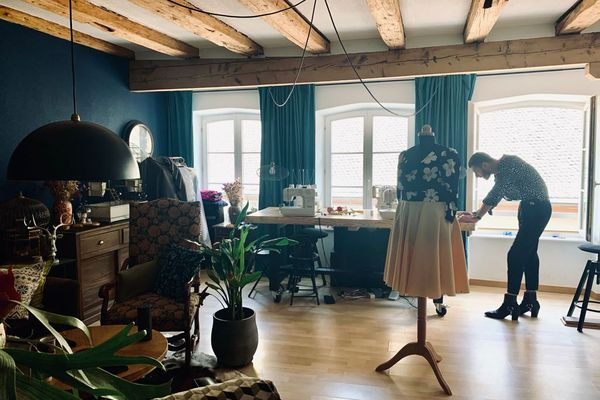L'atelier boudoir du Fermoir de Monsac