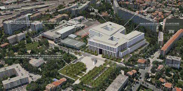 Budget de l'opération : 100 millions d'euros