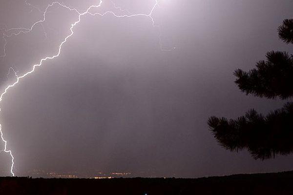 Des orages sont attendus sur la Bourgogne