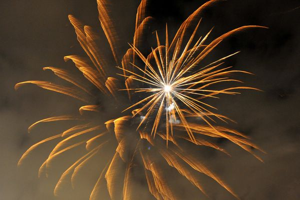 Plusieurs dizaines de feux d'artifices ont été tirés dans l'agglomération grenobloise pendant la nuit du 31 janvier (image d'illustration).