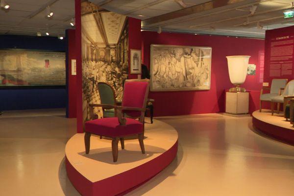 """Le paquebot transatlantique """"Ile de France"""" fut le premier meublé en style """"art déco"""""""