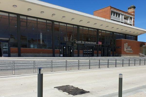 Au baromètre de satisfaction des usagers de la SNCF la gare de Dunkerque en bonne place dans les Hauts-de-France