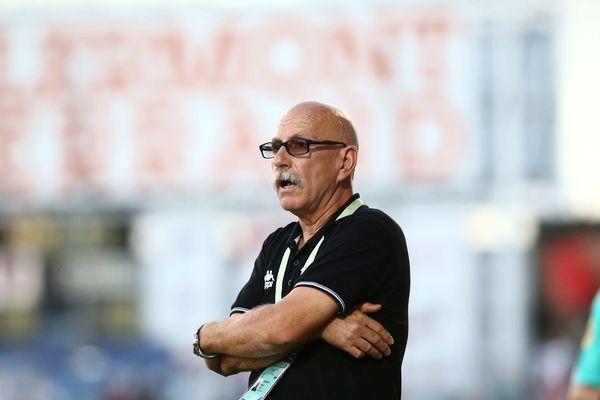 Gilbert Zoonekynd est le nouvel entraîneur de l'USO.