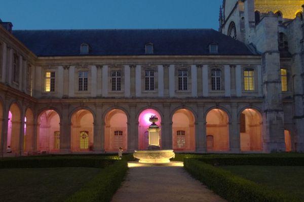 Le musée Saint-Rémi de Reims.