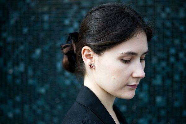 Fanny Clamagirand, violoniste