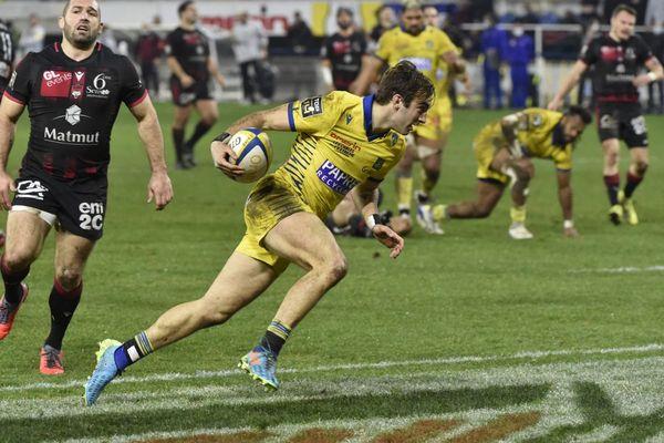 Le match entre Agen et l'ASM Clermont Auvergne se jouera finalement le samedi 27 février.