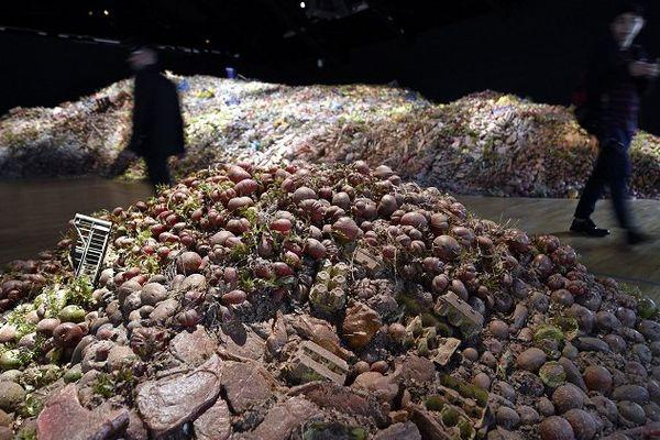Milan 2015 : une exposition dénonçant la gaspillage alimentaire