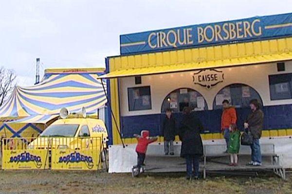 Le Cirque Borsberg sillonne les routes de Normandie depuis dix ans