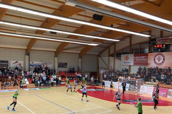 Les handballeuses de Celles-sur-Belle en 1/4 de finale de la coupe de France