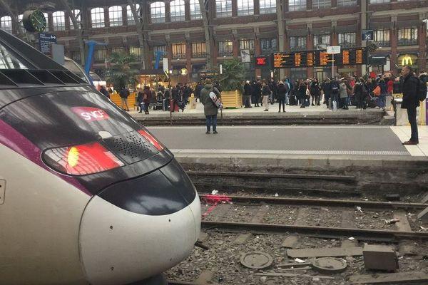 La gare Lille-Flandres (archive).