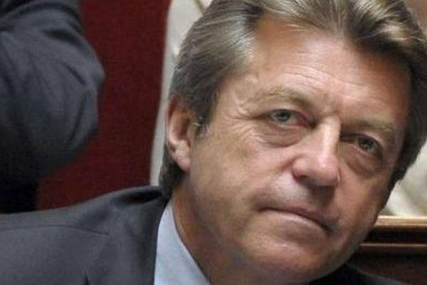 Le sénateur UMP de Haute-Saône, Alain Joyandet