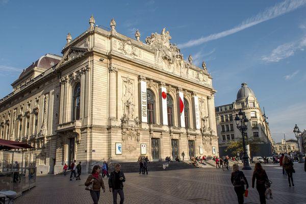 L'opéra de Lille (archive).