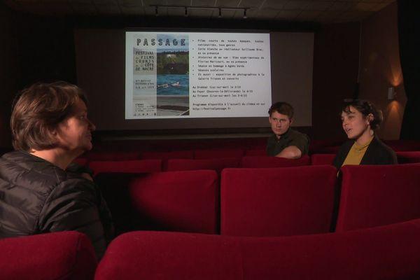 """Les cinémas de Lion sur mer, Luc sur mer et Douvres la Délivrande accueillent le tout nouveau festival de films courts """"Passage"""" jusqu'au 6 octobre."""