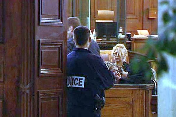 Montpellier - ouverture du procès de Charles Pujol aux Assises pour assassinat à Sète - 28 janvier 2016.