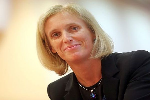 Ségolène Neuville, secrétaire d'Etat chargée des Personnes handicapées et de la Lutte contre l'exclusion - 2014