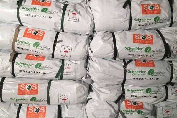 L'association SOS Attitude prévoit d'envoyer plusieurs centaines de tentes pour abriter les familles sinistrées en Indonésie.