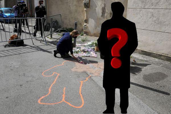 Que sait-on sur le meurtrier présumé du policier Éric Masson, tué par balle à Avignon ?