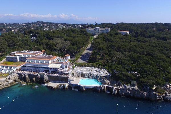 L'Eden Roc, au cap d'Antibes