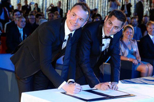 Le premier mariage homosexuel célébré à Montpellier - 29 mai 2013