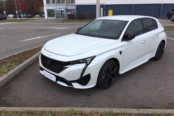 Produite à Mulhouse, la Peugeot 308 de troisième génération est l'une des nouveautés les plus attendues de cette année 2021 parmi les constructeurs français.