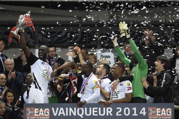 Qui pour succéder à Guingamp, vainqueur de la coupe de France 2014 ?