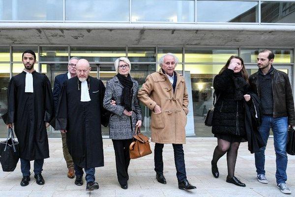 La famille d'Alexia Daval soulagée après les nouveaux aveux de Jonathann Daval.