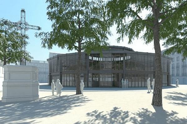 Le projet des futures halles Laissac à Montpellier
