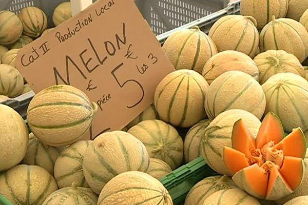 Après l'abricot, la crise touche aussi les melons