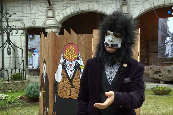 Bob Cougar, l'homme et le masque