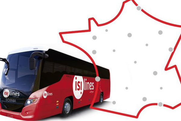 Isilines ouvre des lignes d'autocar au départ de Nantes à partir du 10 juillet 2015