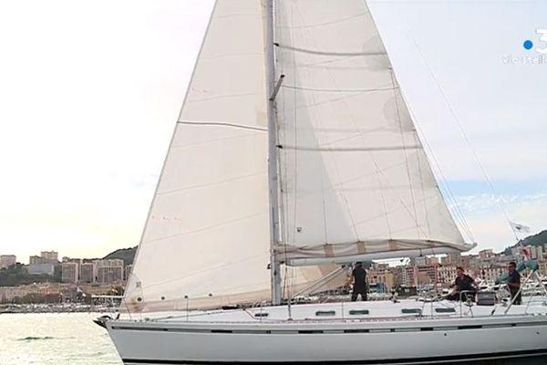 La 26e édition du tour de Corse à la voile sans escale débute mercredi 16 octobre à Bonifacio.