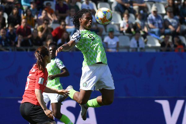 Desire Oparanozie attaquante à l'EAG et surtout capitaine du Nigeria