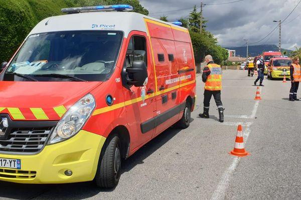 En 2020,43 personnes sont décédées sur les routes de la Côte d'Azur.