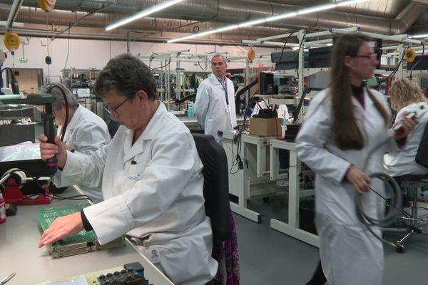 L'usine Leach de Niort