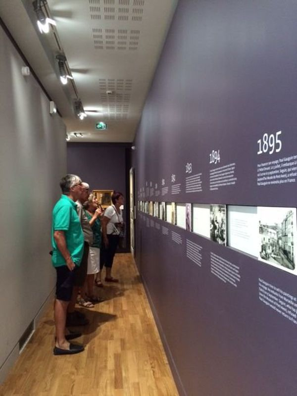 Une muséographie qui a conquis les visiteurs