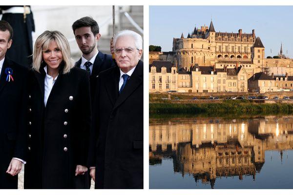 Le prochain cadre de rencontre entre le président français et son homologue italien aura lieu à Amboise le 2 mai